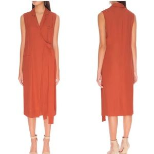 C/MEO Collective Love Stone Trench Dress